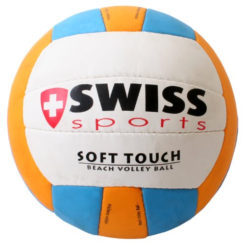 Beach Volleyball Ball Swiss sports SOFT TOUCH