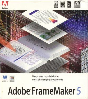 Adobe Framemaker Software Price $149.95