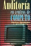 AUDITORIA EN CENTROS DE COMPUTO (9682432596) by DAVID H. LI