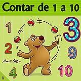 Contar de 1 a 10 (Portuguese Edition)