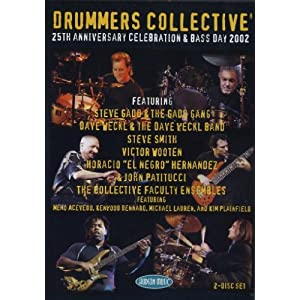 Drummers Collective 25th Anniversary Celebration [DVD] [Import]