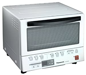 Panasonic NB-G100P 7.2-Quart 1300-Watt Infrared Toaster Oven