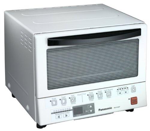 Panasonic Nb-G100P 7.2-Quart 1300-Watt Infrared Toaster Oven front-156937