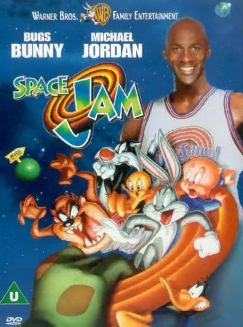 Space Jam [DVD] [1996]