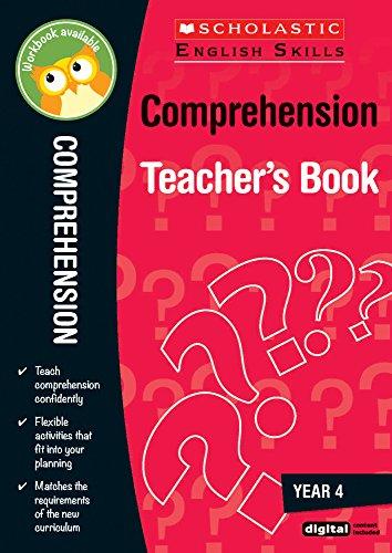Comprehension Teacher's Book (Year 4) (Scholastic English Skills)