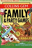 Family & Party Games (Collins Gem) (0004589939) by Diagram Group