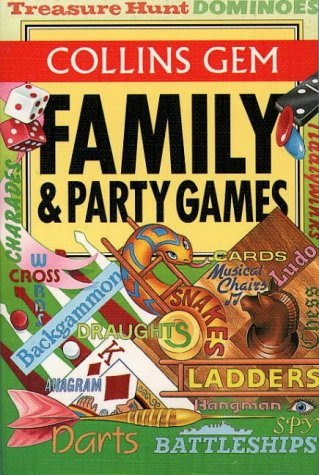 Family & Party Games (Collins Gem) PDF