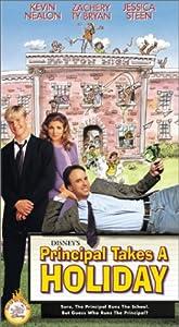 Principal Takes a Holiday / TV Movie [VHS]