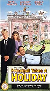 Principal Takes a Holiday / TV Movie [VHS]