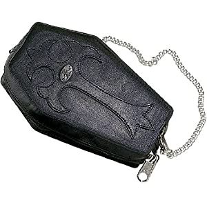 Coffin Clutch Purse