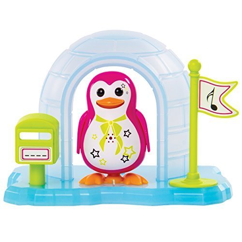 Digi Penguin - Alyx with Igloo by Digi Birds