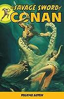 The Savage Sword of Conan, Volume 7