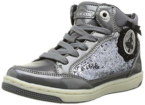 Scarpe bambini Geox  J44L5B Sneakers Alte Grigio