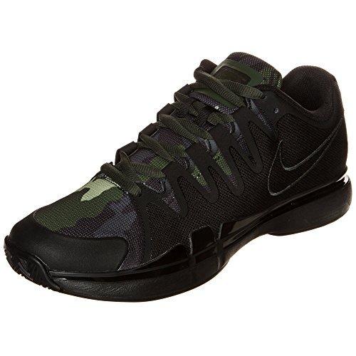 Nike Men's Zoom Vapor 9.5 Tour QS, BLACK/CARBON GREEN-ANTHRACITE-ALLIGATOR, 9... (Vapor Tour 9 compare prices)