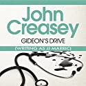 Gideon's Drive: Gideon of Scotland Yard Audiobook by John Creasey (JJ Marric) Narrated by Raymond Sawyer