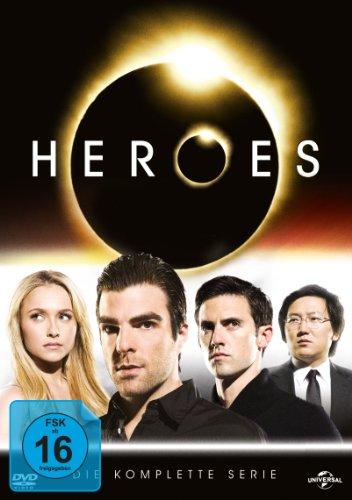 Heroes - Die komplette Serie (23 Discs)