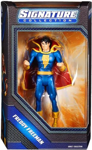 1 X DC Freddy Freeman Infinite Earths Shazam Action Figure (Billy Batson Action Figure compare prices)