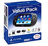 PlayStation Vita Value Pack 3G/Wi-Fiモデル クリスタル・ブラック