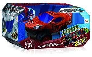 Spiderman - 550735 - Jeu Électronique - Spidercar Playset 4