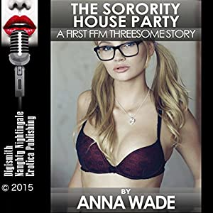 The Sorority House Party Audiobook