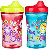 Gerber Graduates Advance Developmental Hard Spout Sippy Cup in Assorted Colors, 10-Ounce