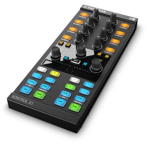 Lowest Price! Native Instruments Traktor Kontrol X1 MkII DJ Controller