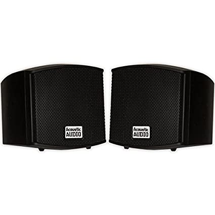 Acoustic Audio AA321B Surround Speakers