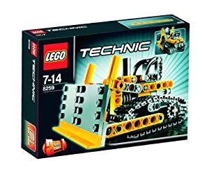 Lego 8259 jeu de construction technic le mini - Jeux de construction lego technic ...