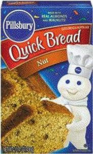 Pillsbury Nut Quick Bread & Muffin Mix 15.4 oz