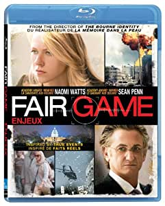 Fair Game  / Enjeux  (Bilingual) [Blu-ray]