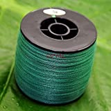 100M Strong Braid Braided Fly Fishing Fish Line Backing Line Tackle 10 Sizes H