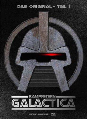 Kampfstern Galactica - Teil 1 - Metal-Pack [4 DVDs]