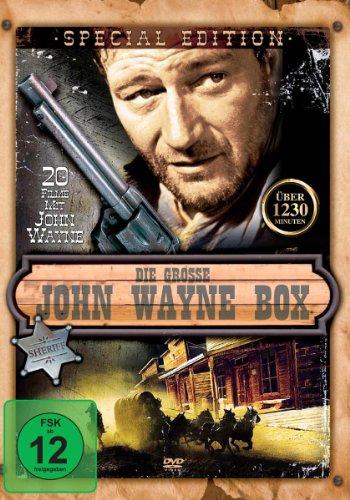 Die große John Wayne Box (4DVDs)