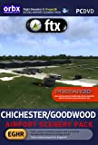 FTX (ORBX) UK Chichester/Goodwood - Airport Scenery Pack for Microsoft Flight Simulator X (FSX)