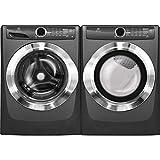 electrolux front load washer and electric dryer set efls517stt and efme517stt