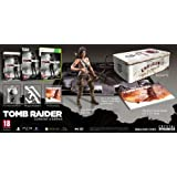 TOMB RAIDER COLLECTOR'S EDITION INCLUDE SURVIVAL KIT