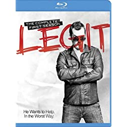 Legit: Season 1 [Blu-ray]