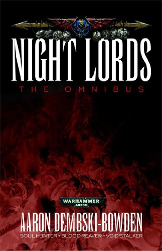 WARHAMMER 40K NIGHT LORDS OMNIBUS SC