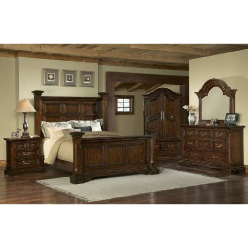 Pulaski Furniture Timber Heights Poster Bedroom Set