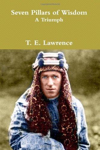 ebook download seven pillars of wisdom a triumph the