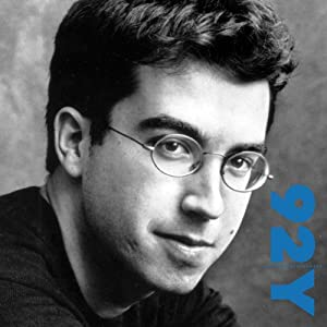Jonathan Safran Foer at the 92nd Street Y | [Jonathan Safran Foer]