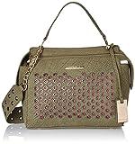 #9: Stella Ricci Women's Handbag (Green) (ST203GRN)