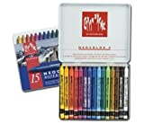 Caran dAche Neocolor II Water Soluable Pastels (15 Colors)