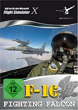 F-16 Fighting Falcon Flight Simulator