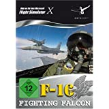"Flight Simulator X - F-16 Fighting Falconvon ""Aerosoft"""