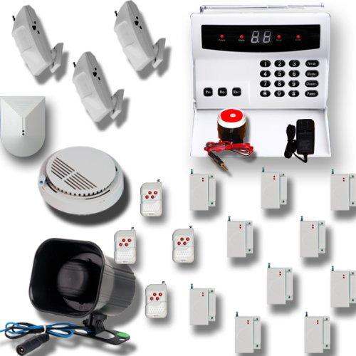 Wireless Alarm System Best Diy Wireless Alarm System For