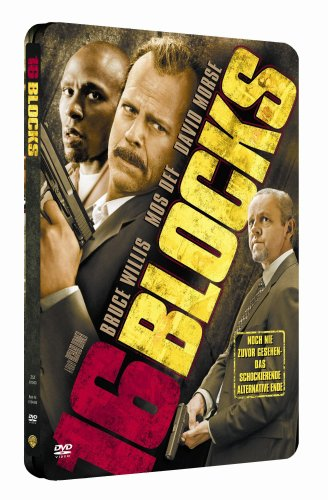16 Blocks (Special Edition, Steelbook)