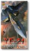 超時空要塞マクロスシリーズ YF-21(マクロスプラス) #M11