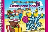 Cosas Para Hacer - Bananas En Piyamas (Spanish Edition)
