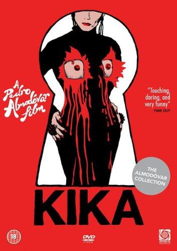 Kika [Reino Unido] [DVD]